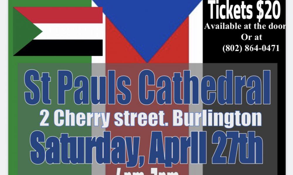 Announcing Sudanese Festival